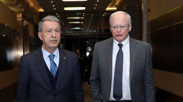 Οι ΗΠΑ Υπόσχονται Πλήρη Υποστήριξη στην Τουρκία, «την Σύμμαχό μας στο ΝΑΤΟ»