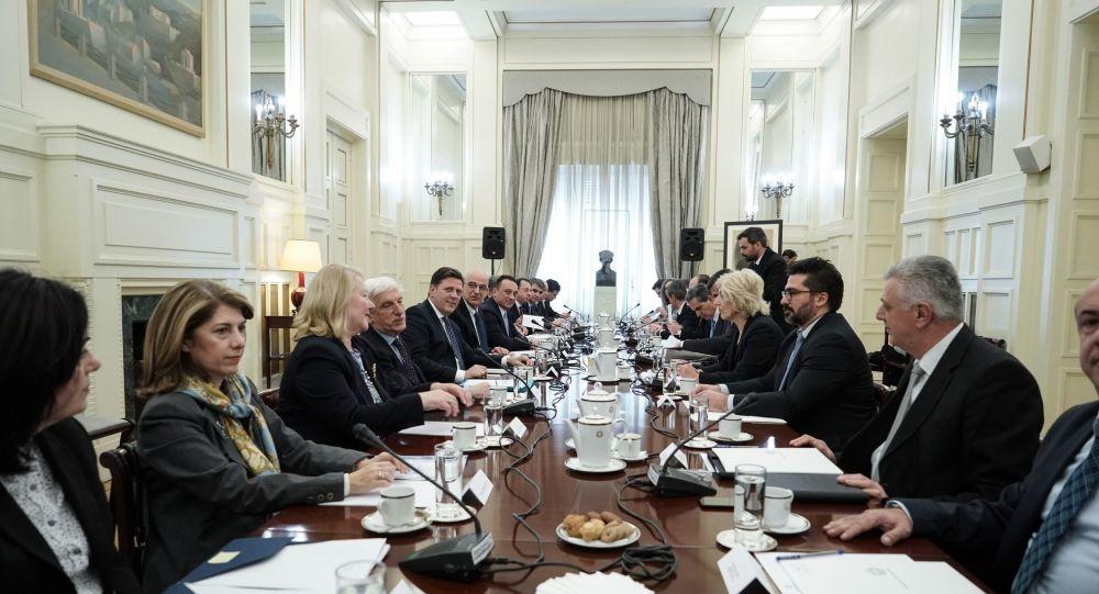 Εθνικό Συμβούλιο Εξωτερικής Πολιτικής: Τουρκία και Λιβύη στο μενού – Δένδιας: Διαπιστώθηκε ομοψυχία