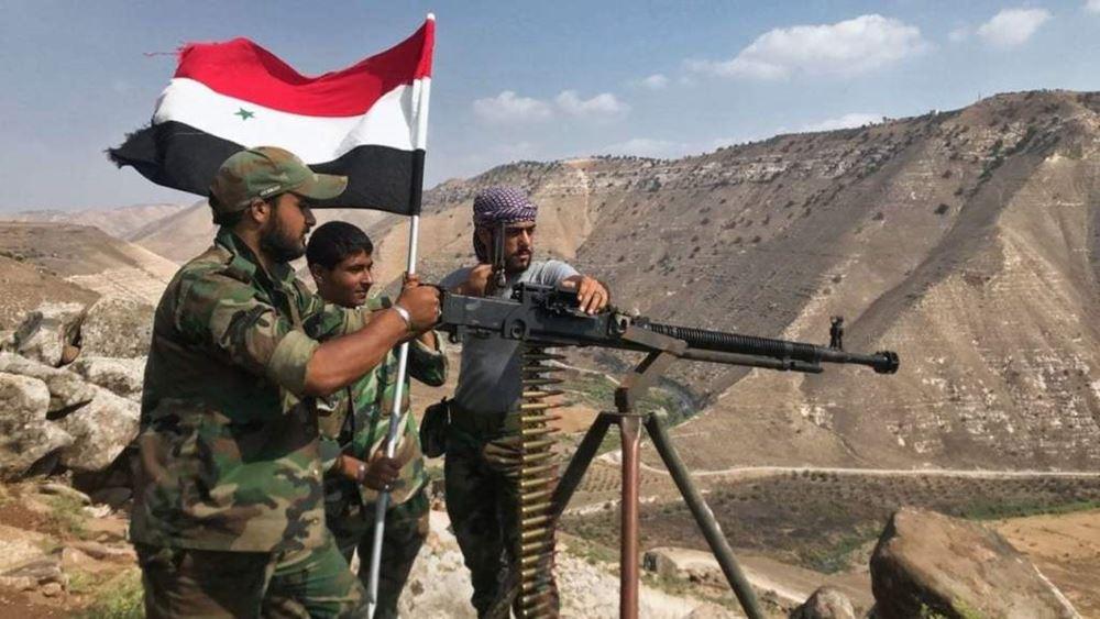 Για ανακατάληψη της Σαρακέμπ από αντάρτες υποστηριζόμενους από την Τουρκία κάνει λόγο το Anadolu