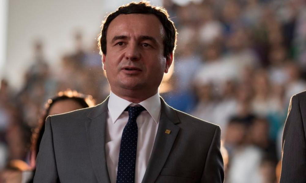 Συμφωνία για σχηματισμό κυβέρνησης στο Κόσοβο! Αυτός που υποσχόταν ένωση με Αλβανία αναλαμβάνει πρωθυπουργός