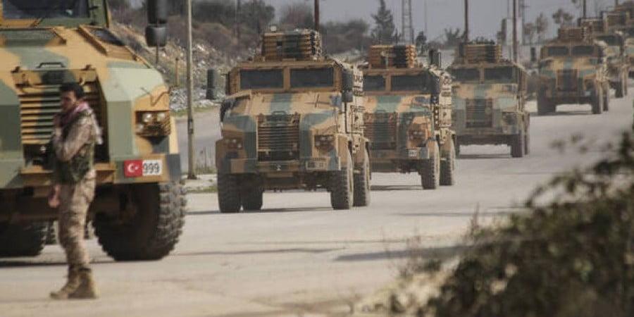 ΑΝΑΛΥΣΗ: Τουρκικά τεθωρακισμένα στο Ιντλίμπ για τα… μάτια του κόσμου;