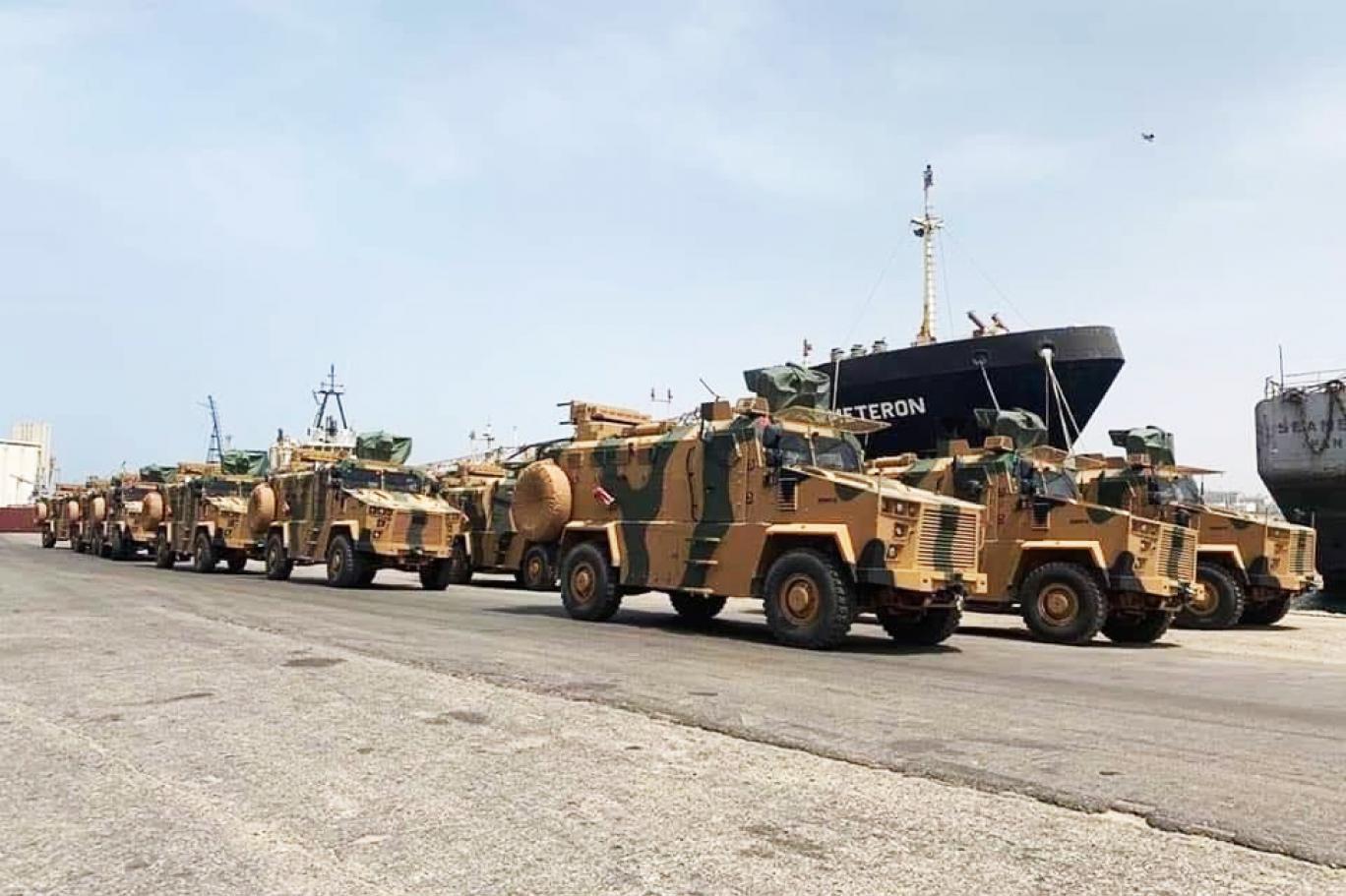 Τόμπολα!!! Πλοίο που μετέφερε όπλα της Τουρκίας στη Λιβύη στα χέρια της Ακτοφυλακής της Ιταλίας – Πολιτικό άσυλο ζήτησε ο β΄ καπετάνιος