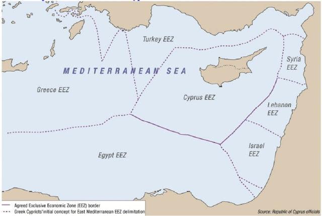 Γάλλοι και Ιταλοί αρχίζουν γεωτρήσεις τον Απρίλιο στην Κυπριακή ΑΟΖ