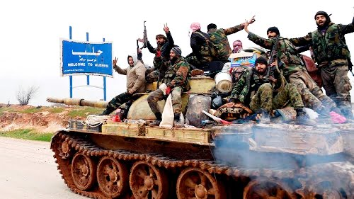 Ο Συριακός Στρατός ασφαλίζει τα βορειοδυτικά του Χαλεπίου και προετοιμάζεται να ορμίσει στη Ταφτανάζ και την αεροπορική της βάση στην Ιντλίμπ