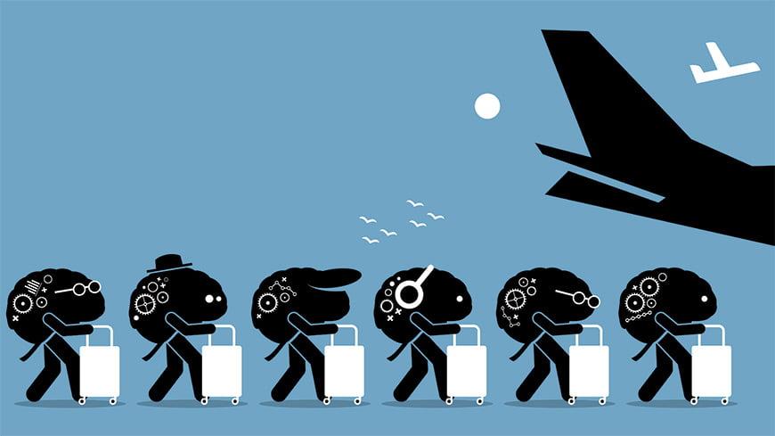 Πόσα «μυαλά» έχουν φύγει στο εξωτερικό και πώς θα τα επαναφέρουμε