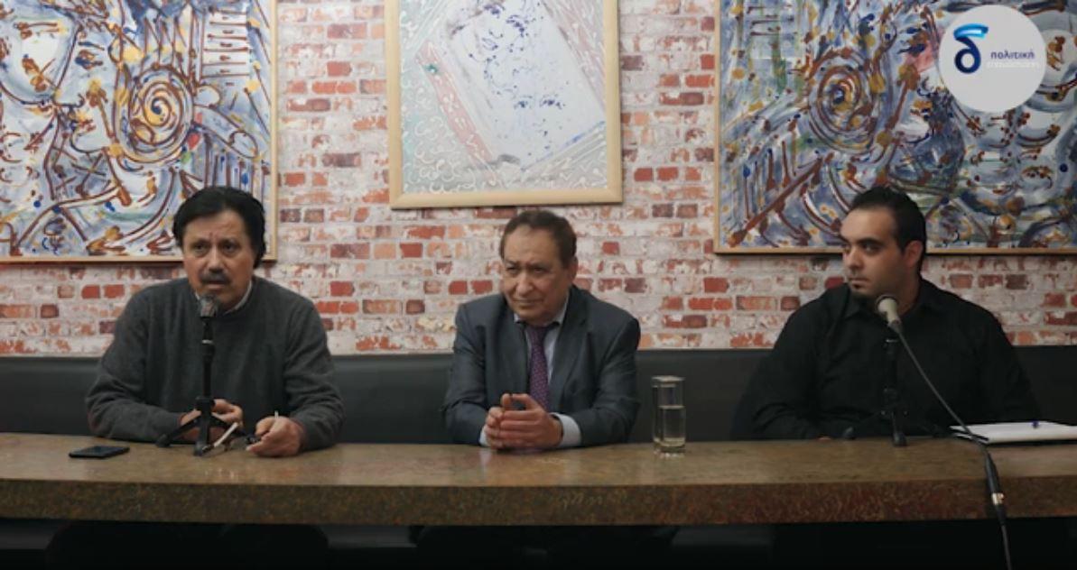 Σάββας Καλεντερίδης: Χάγη χωρίς προηγούμενη επέκταση των ΧΥ στα 12νμ είναι εθνική αυτοκτονία (βίντεο)