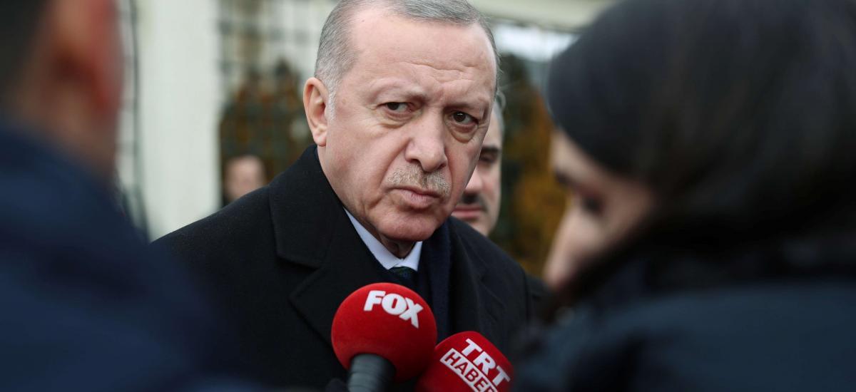 Μπούμερανγκ έγινε το προσφυγικό για τον Ερντογάν