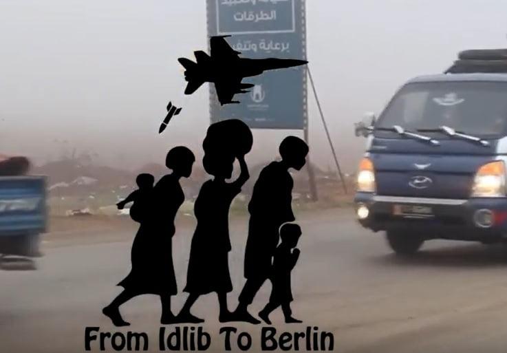 Ασύμμετρη απειλή: «Από την Ιντλίμπ στο Βερολίνο» μέσω Αθήνας