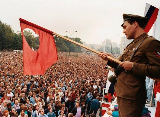 Η διάλυση της σοβιετικής ουτοπίας!