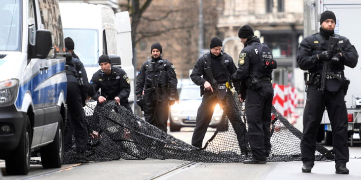 Πληροφοριοδότης της Αστυνομίας μέλος ακροδεξιών τρομοκρατών στη Γερμανία