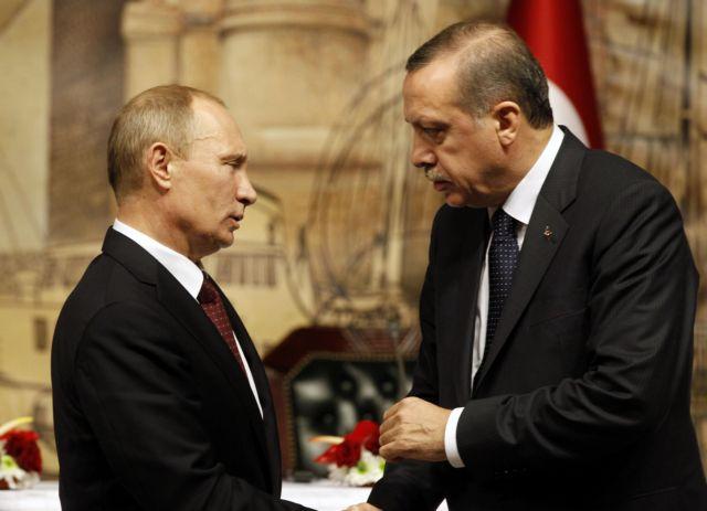 Μήπως Πούτιν και Ερντογάν συμφώνησαν σε διχοτόμηση της Λιβύης;
