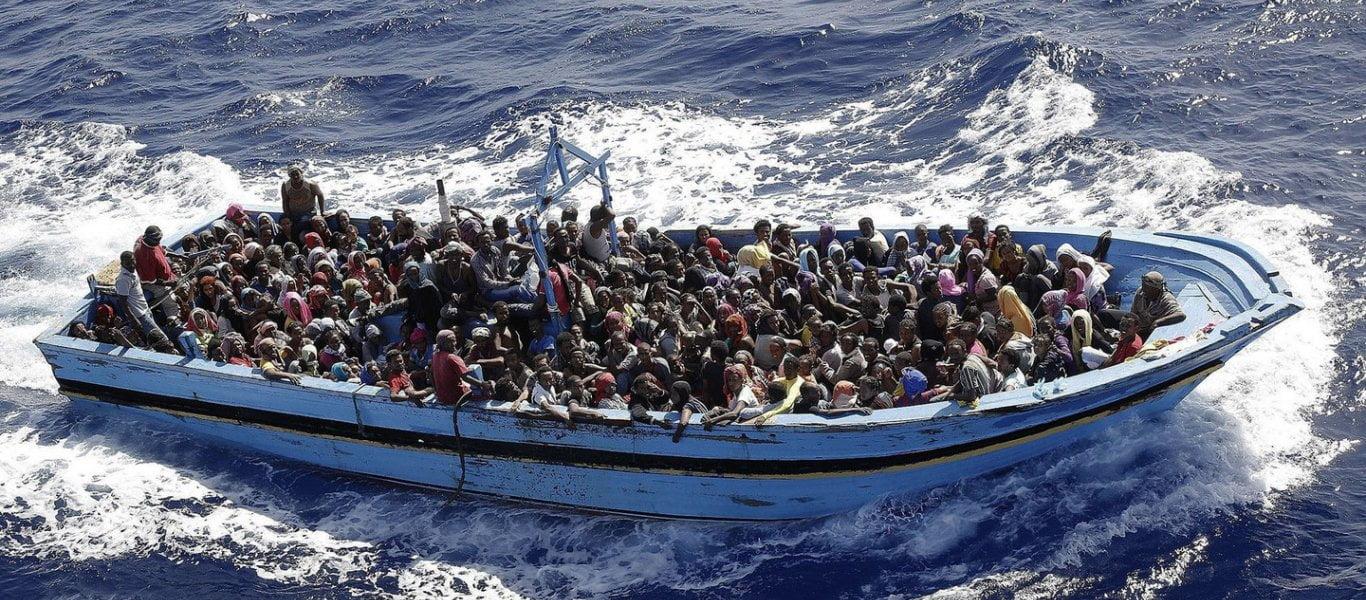 Συναγερμός σε Χίο και Λέσβο για συγκέντρωση μεγάλου αριθμού μεταναστών στα τουρκικά παράλια