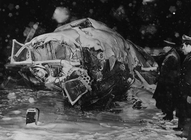 Η αεροπορική τραγωδία του Μονάχου που χτύπησε τη Μάντσεστερ Γιουνάιτεντ