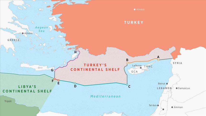 Το μνημόνιο Τουρκίας – Λιβύης και τα ελληνικά νησιά