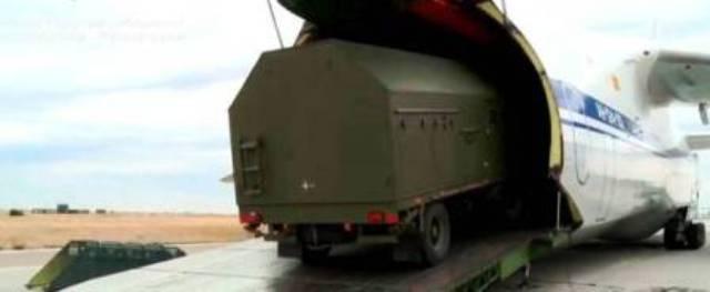 Μέρη ενός ρωσικής κατασκευής συστήματος αεράμυνας S-400 εγκαταστάθηκαν κοντά στην Άγκυρα της Τουρκίας