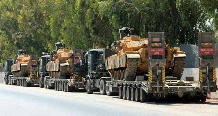 Για ποιόν λόγο η Τουρκία μετέφερε αμερικανικά άρματα M60 στην Λιβύη;