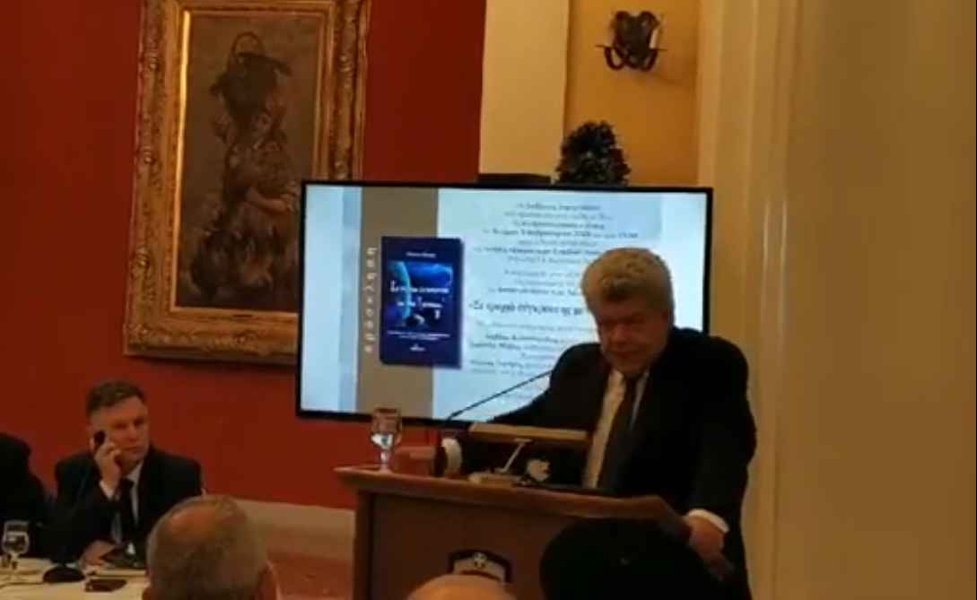Ο καθηγητής Ιωάννης Μάζης στην κάμερα του Ινφογνώμονα (Vid)