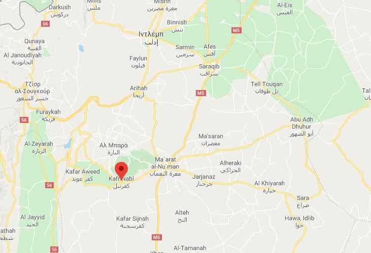 Ανέκτησαν περιοχή στο Ιντλίμπ οι δυνάμεις του καθεστώτος Άσαντ