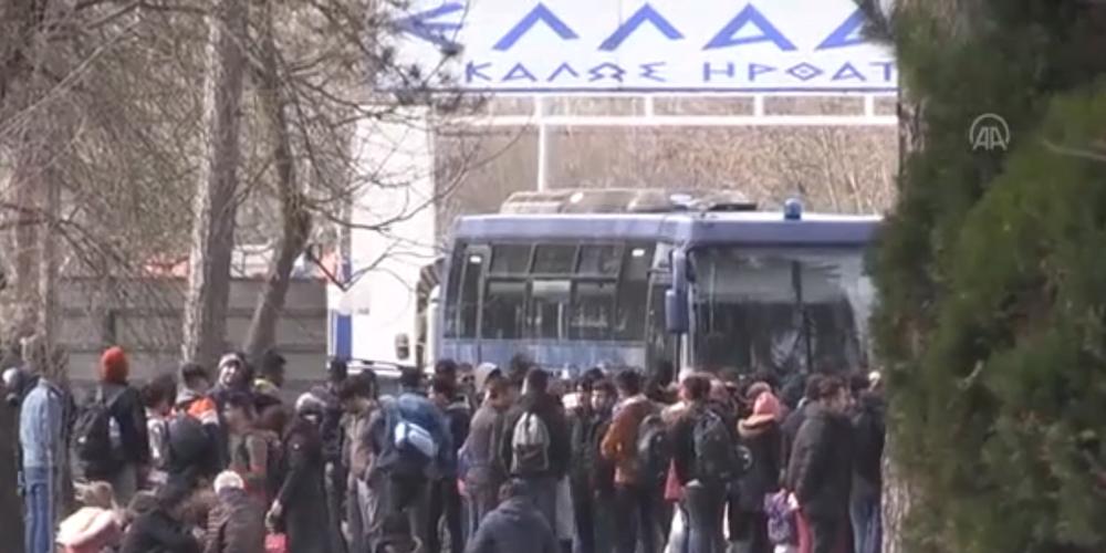 Στόχος είναι η Ελλάδα – Ούτε ένας μετανάστης δεν πέρασε τα σύνορα προς τη Βουλγαρία