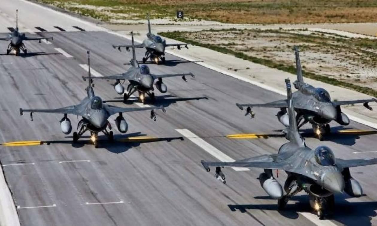 Από τον αρχαίο Έλληνα Οπλίτη στην Πολεμική Αεροπορία: η Μαχητική Ισχύς ως προϋπόθεση της Ειρήνης και της Ευημερίας