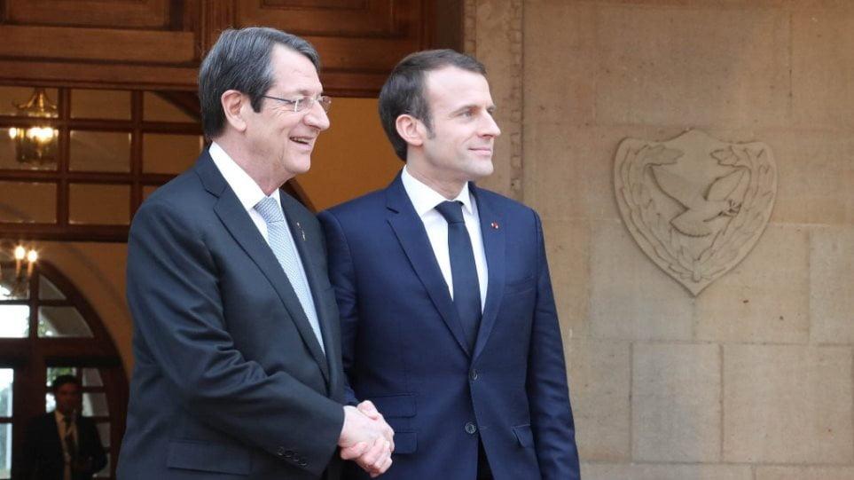 Η «υποδειγματική συνεργασία Γαλλίας – Κύπρου» έναντι της τουρκικής απειλής