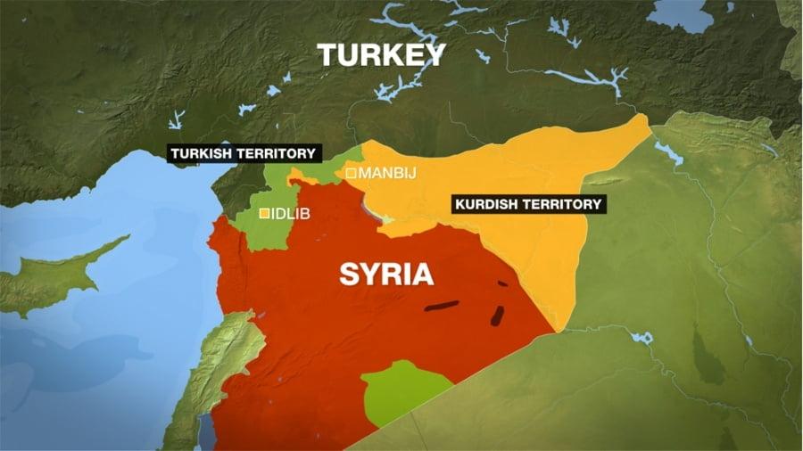 Middle East Eye: Η Τουρκία ηττάται στο Idlib και ζητάει βοήθεια από τις ΗΠΑ απέναντι στην Ρωσία
