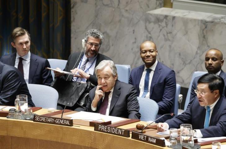 Δυσαρεστημένη η Λευκωσία με τον Γ.Γ. των Ηνωμένων Εθνών