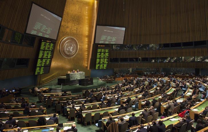 Τούρκος πρόεδρος της Γενικής Συνέλευσης του ΟΗΕ;
