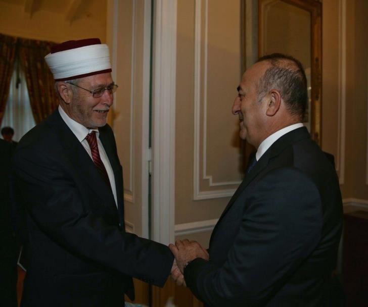 Πάρτε άλλο ένα Μέτρο Οικοδόμησης Εμπιστοσύνης – Ο Τσαβούσογλου σε Πρ. Παυλόπουλο: Τουρκική η μειονότητα στη Δ. Θράκη