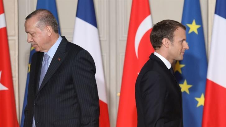 Επικοινωνία Ερντογάν με Μακρόν και Μέρκελ για την Ιντλίμπ