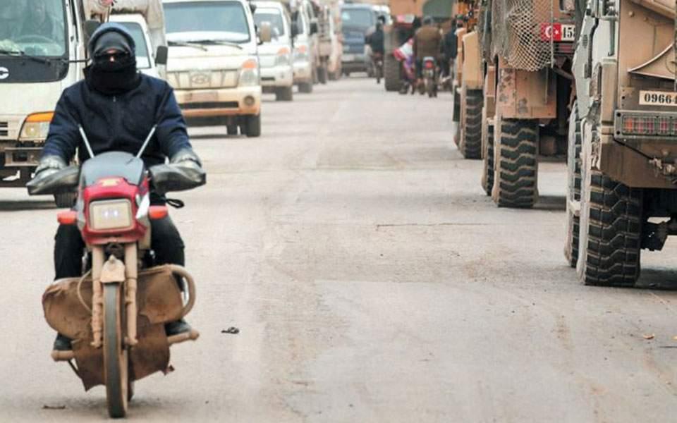 Ρώσικη ρουλέτα στη Συρία για την Τουρκία του Ερντογάν