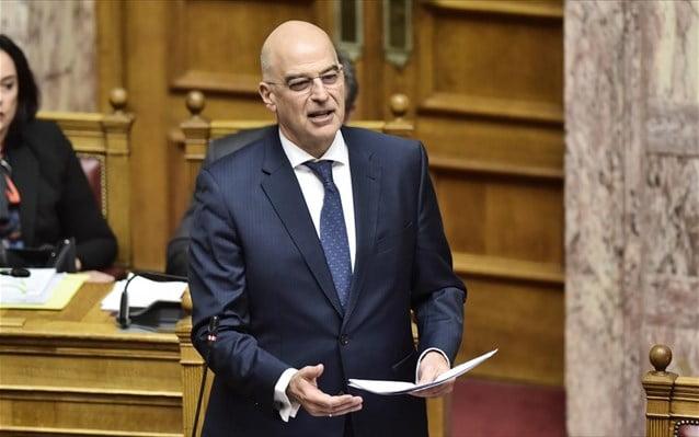 Έκτακτη σύγκληση του Συμβουλίου ΥΠΕΞ της ΕΕ ζήτησε ο Ν. Δένδιας