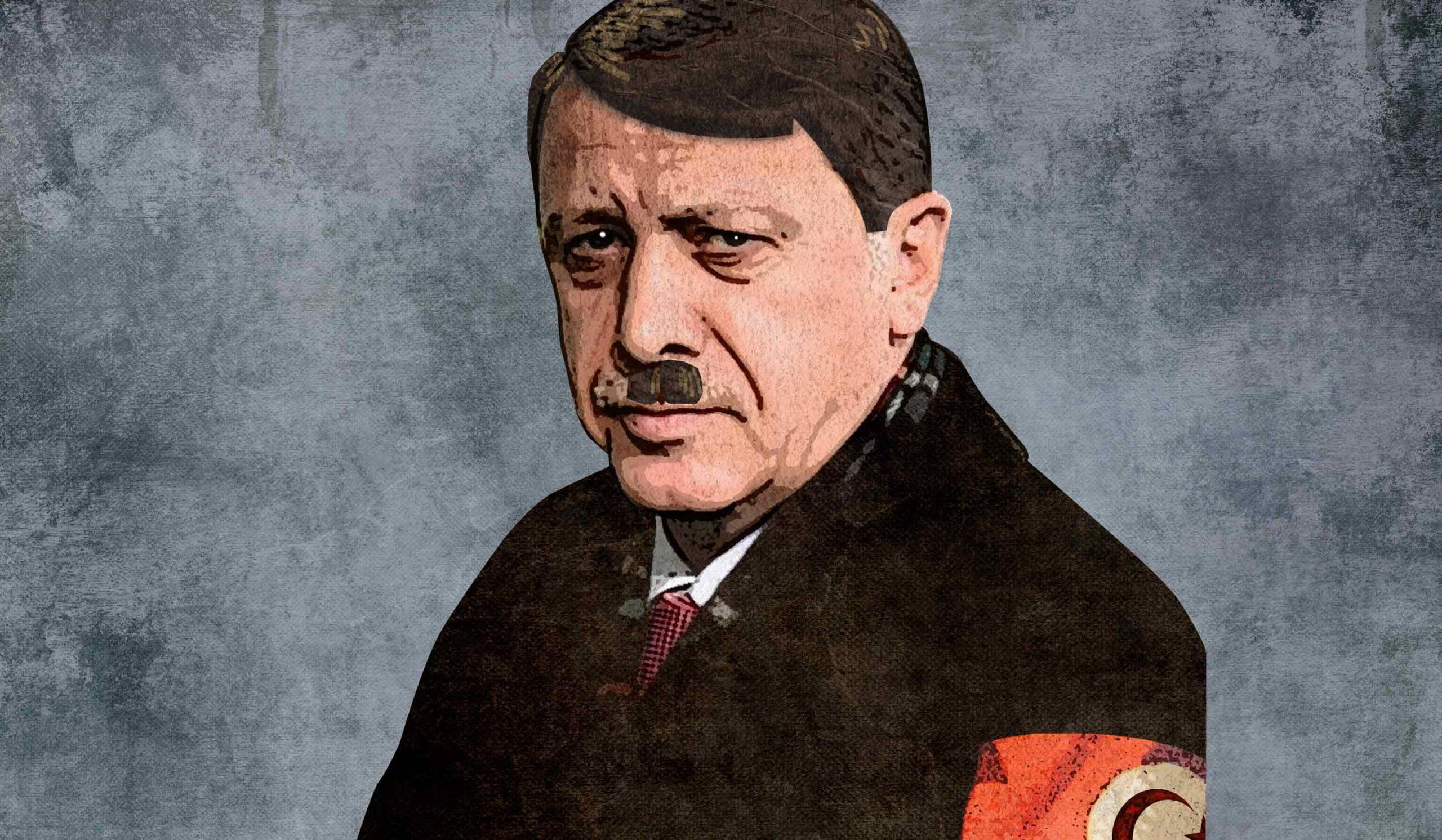 Erdogan Adolf Hiltel