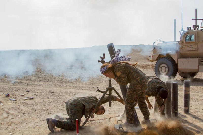 Χιλιάδες στρατεύματα Σύρων μισθοφόρων υποστηριζόμενα από την Τουρκία έφτασαν στην Λιβύη