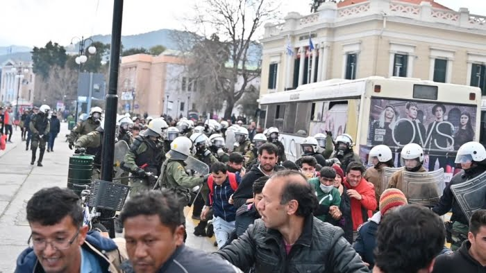 Πάρτε άμεσα μέτρα, τι περιμένετε, να διαλυθεί εντελώς η χώρα; Εκρηκτική η κατάσταση και σήμερα στη Μυτιλήνη