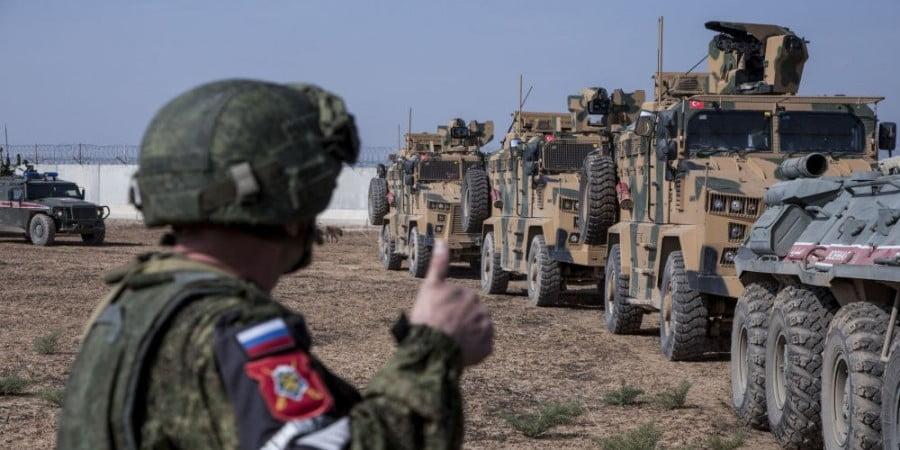 Ρωσία: Διαψεύδει αναφορές για μετακίνηση 1 εκατομμυρίου προσφύγων προς Τουρκία