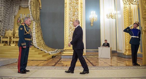 Οι Πέντε Ρωσικές Ελίτ στις οποίες Βασίζεται ο Πούτιν