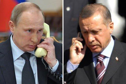 Πούτιν: Να συντονιστούμε για τη Συρία – Ερντογάν: Θα απαντήσουμε αν δεχθούμε νέα επίθεση