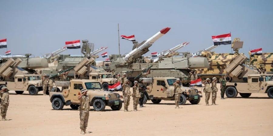 9η σε στρατιωτική ισχύ παγκοσμίως η Αίγυπτος – Ξεπέρασε Τουρκία, Ιράν, Ισραήλ