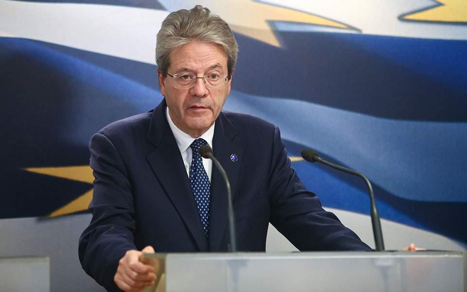 Πάολο Τζεντιλόνι: Η Ελλάδα μπορεί να αναδειχθεί σε «πράσινο πρωταθλητή»