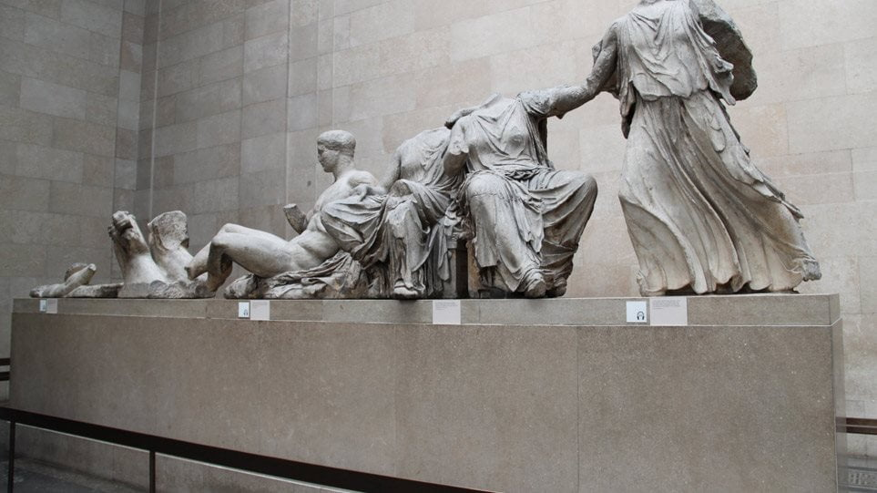 SZ: Πώς επηρεάζει το Βrexit το θέμα της επιστροφής των Γλυπτών του Παρθενώνα