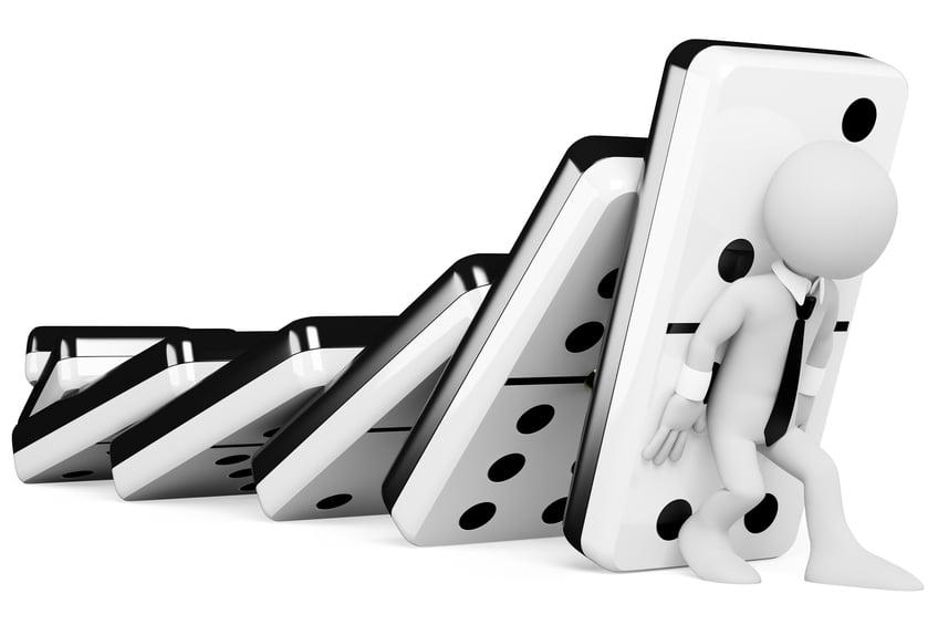 To φαινόμενο του Domino Effect στο μεταναστευτικό