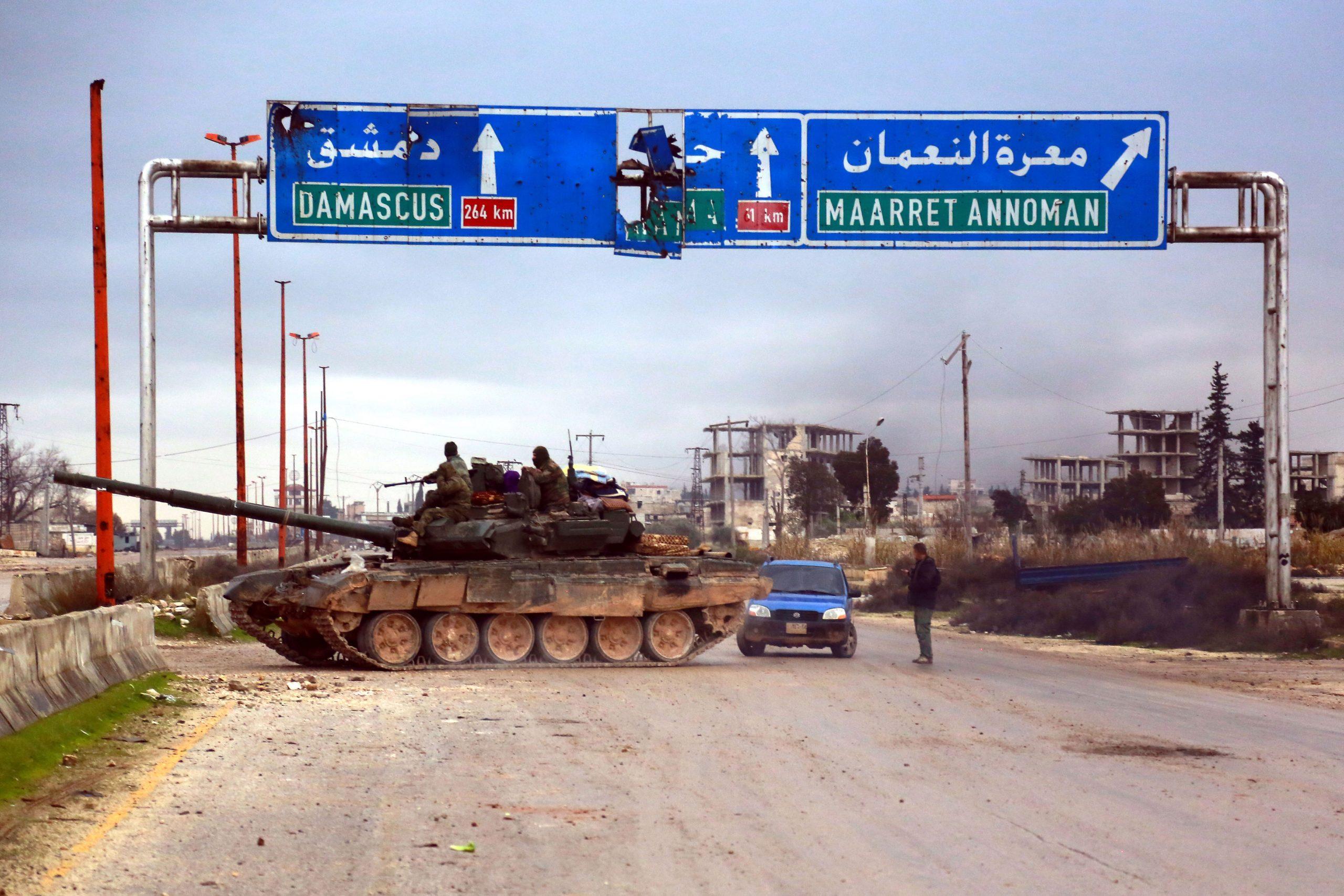 Σε εξέλιξη προετοιμασίες πολέμου στο Idlib-Επιχειρήσεις εκκαθάρισης των συμμάχων της Άγκυρας από τον Συριακό Στρατό