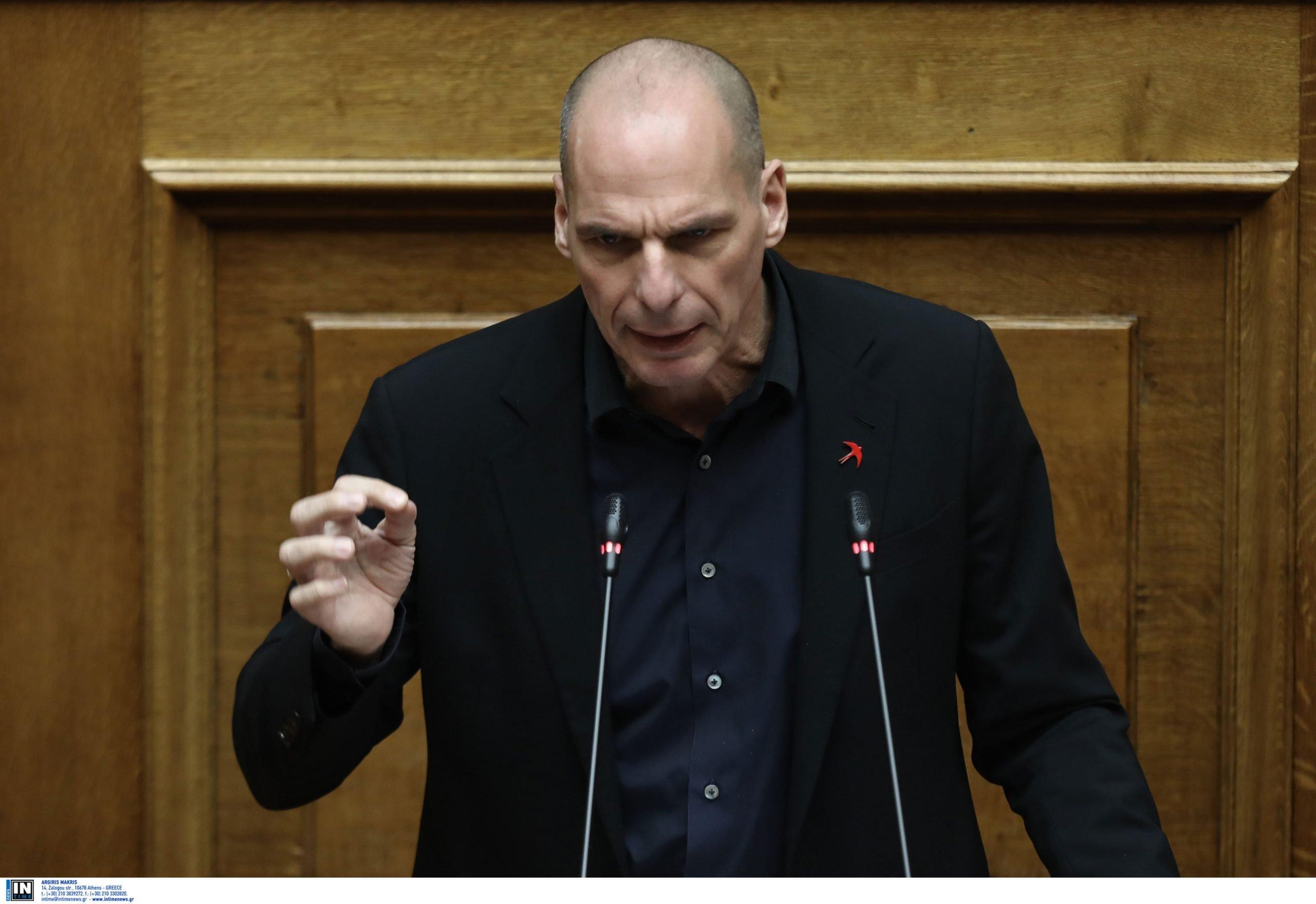 Ο Βαρουφάκης έριξε βόμβα! Κατέθεσε στη βουλή τις ηχογραφήσεις από τις διαπραγματεύσεις του 2015