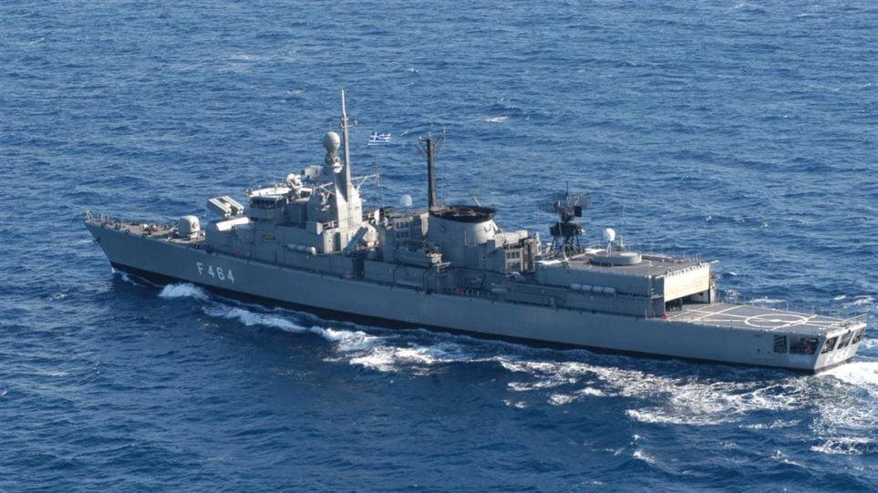 Ανατολική Μεσόγειος: O χάρτης των διεκδικήσεων και τα πολεμικά πλοία