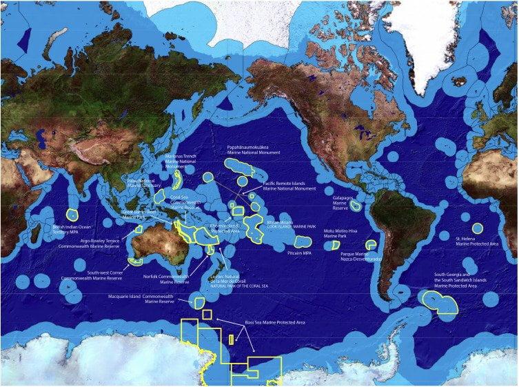 Το Δίκαιο της Θάλασσας