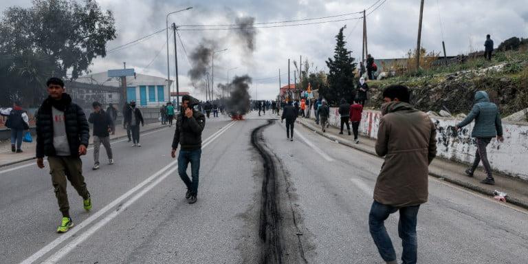Μεταναστευτικό: Σενάρια red blue στη Λέσβο! Τι θα συμβεί σε περίπτωση υποκινούμενης έντασης