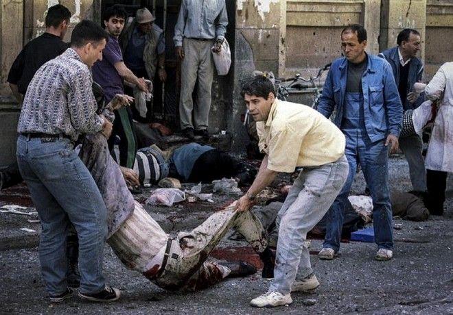 Ο θάνατος διακοπές στο Σεράγεβο πάει! Το μακελειό στην πρωτεύουσα της Βοσνίας (vid)