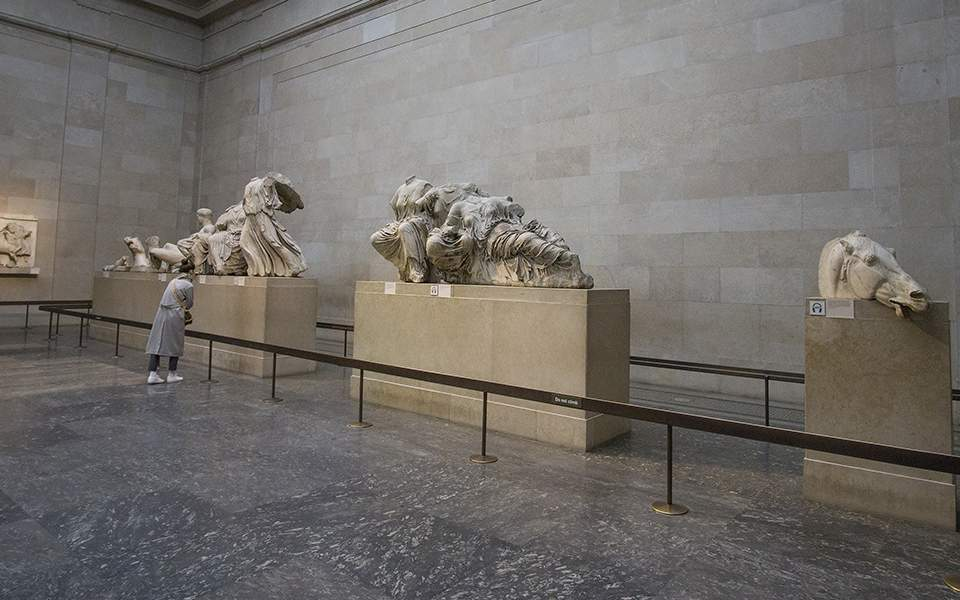 Sunday Times: Μπόρις Τζόνσον να επιστρέψεις τα Γλυπτά στην Αθήνα γιατί εκεί ανήκουν