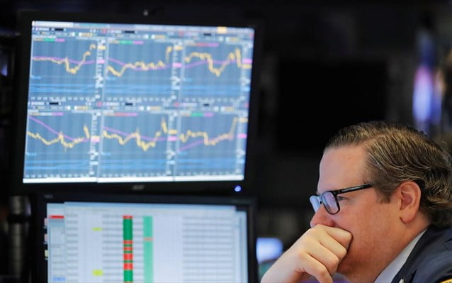 Χρηματιστήρια: Η χειρότερη εβδομάδα από την κρίση του 2008